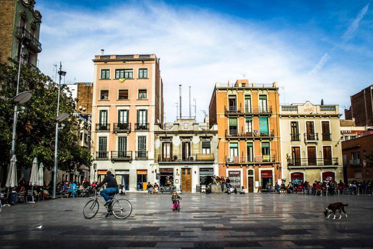 Plaza del Sol Barcelona