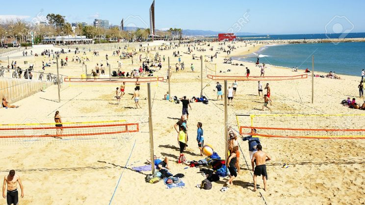 Volleyball Barcelona