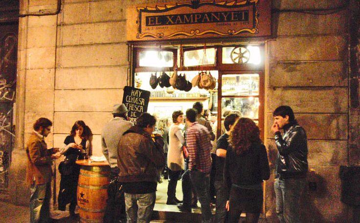 El Xampanyet Barcelona
