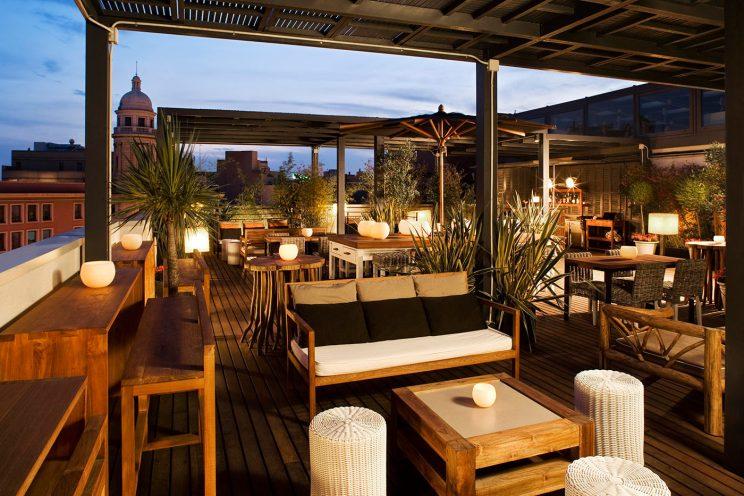 pulitzer terrace hotel barcelona