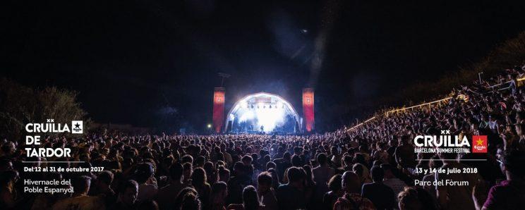 Cruilla Barcelona festival
