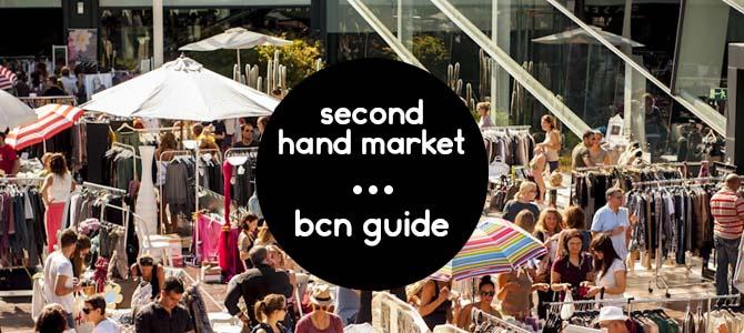 second hand market barcelona