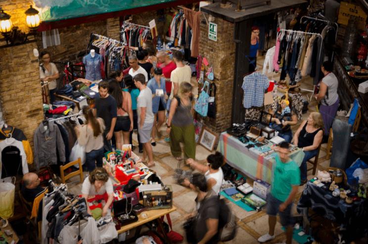 two market barcelona
