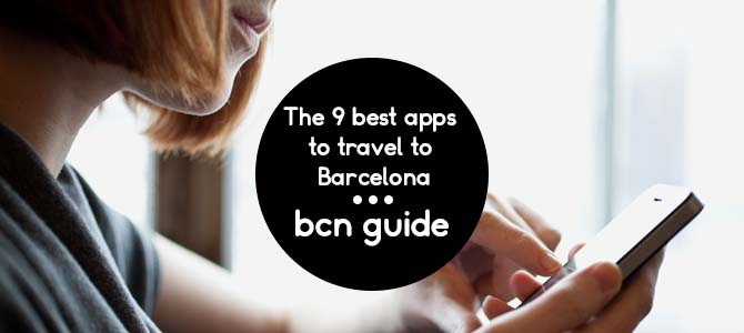 the best apps to travel to barcelona