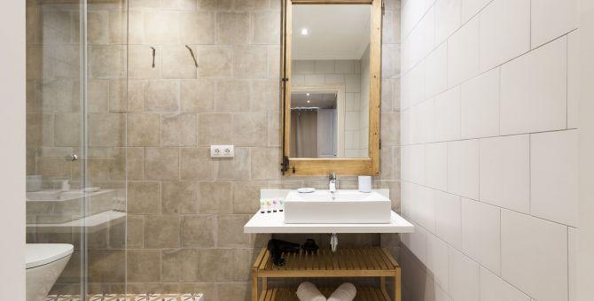 Apartmento barcelona eixample baño 1