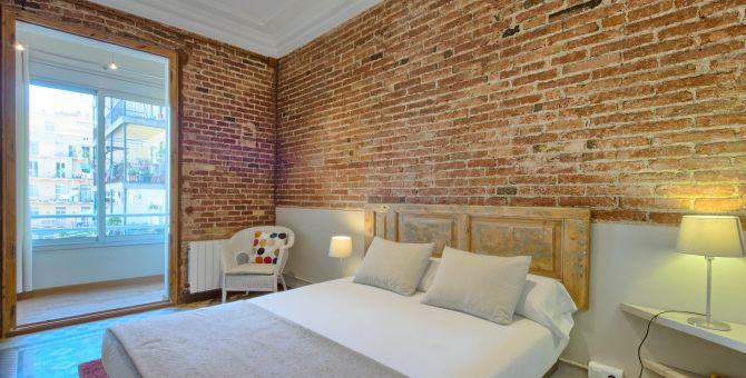 apartment barcelona eixample dormitorio 1