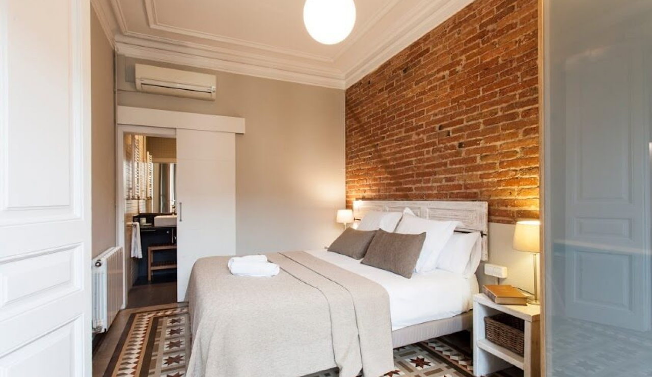 accommodations in barcelona dormitorio 1