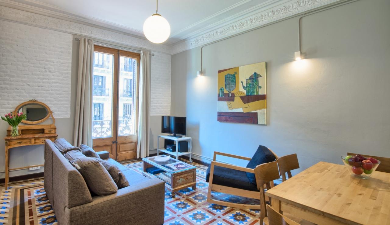 accommodations in barcelona salón