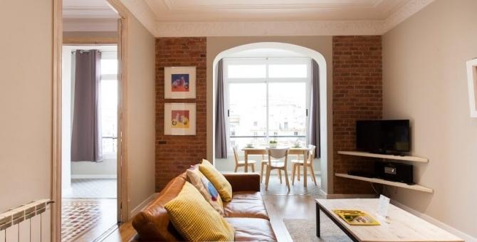apartment barcelona eixample aseo