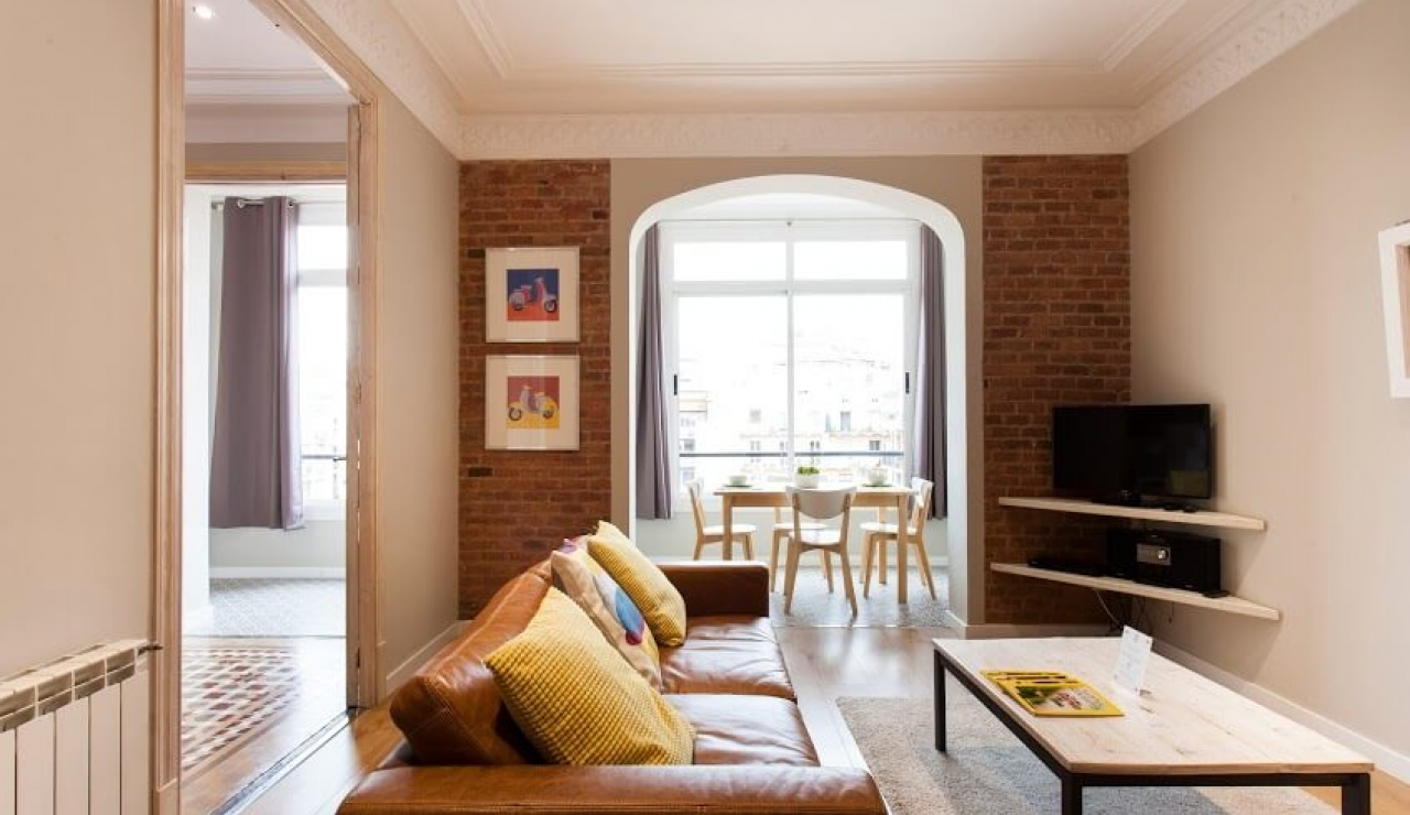 city center apartments in barcelona aseo