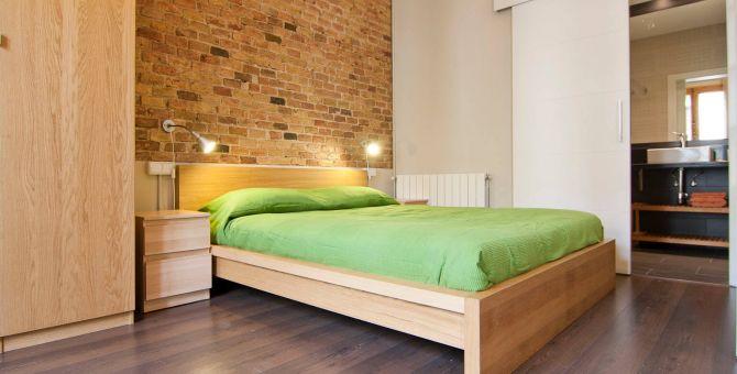 Apartmento barcelona eixample dormitorio 3
