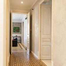 apartment barcelona eixample pasillo