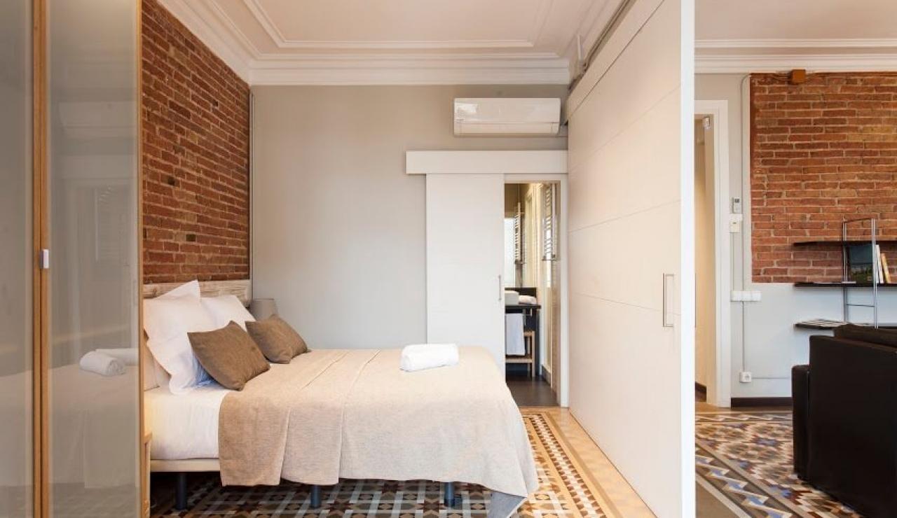 city center apartments in barcelona dormitorio 1