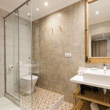 apartment barcelona eixample baño 1