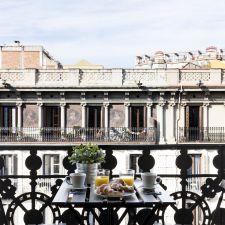 Apartmento barcelona eixample terraza