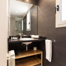 Apartmento barcelona eixample baño 2