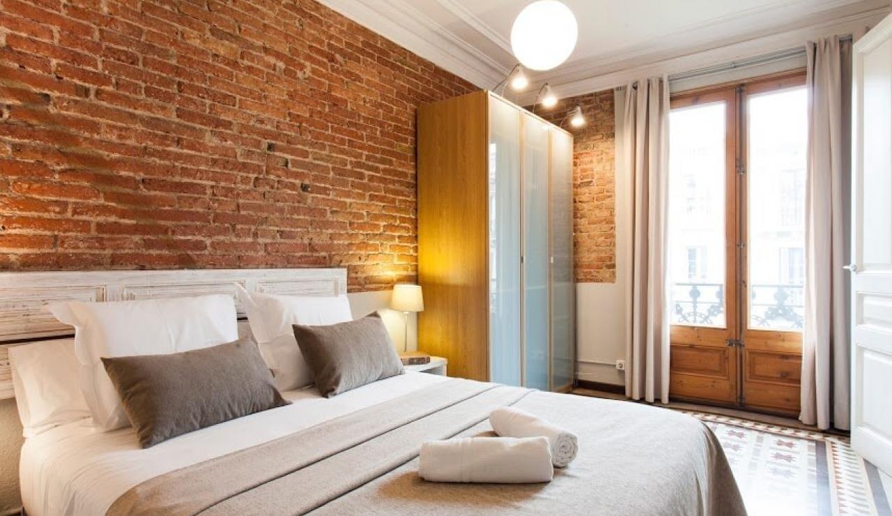 accommodations in barcelona dormitorio 2