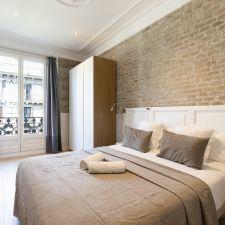 Apartmento barcelona eixample dormitorio 1